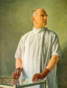 Surgeon Edward Deanesly (1866–1948)