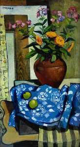 Composition, Flowers