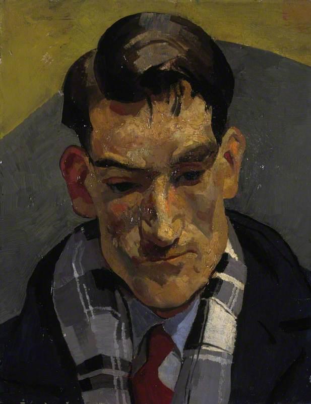 Wikioo.org - The Encyclopedia of Fine Arts - Painting, Artwork by William Crosbie - Duncan Macrae (1905–1967), Actor