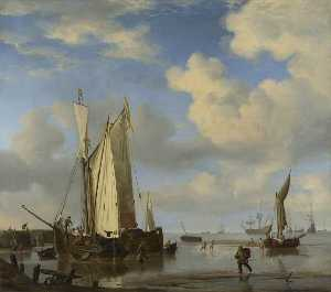 Willem Van De Velde The Younger