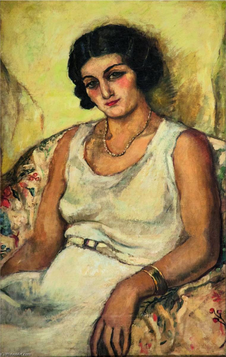 Wikioo.org - The Encyclopedia of Fine Arts - Painting, Artwork by Amrita Sher Gil -