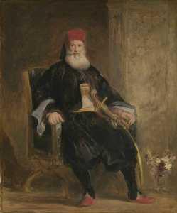 His Highness Muhemed Ali, Pasha of Egypt
