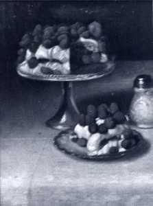 Strawberry Shortcake, (painting)
