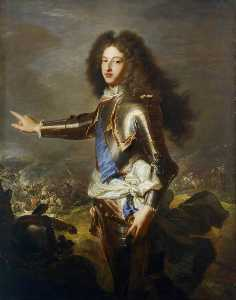 Louis (1682–1712), Duc de Bourgogne