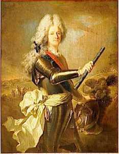 LOUIS ALEXANDRE DE BOURBON, COMTE DE TOULOUSE (1678 1776) DIT AUTREFOIS ADRIEN MAURICE, DUC DE NOAILLES