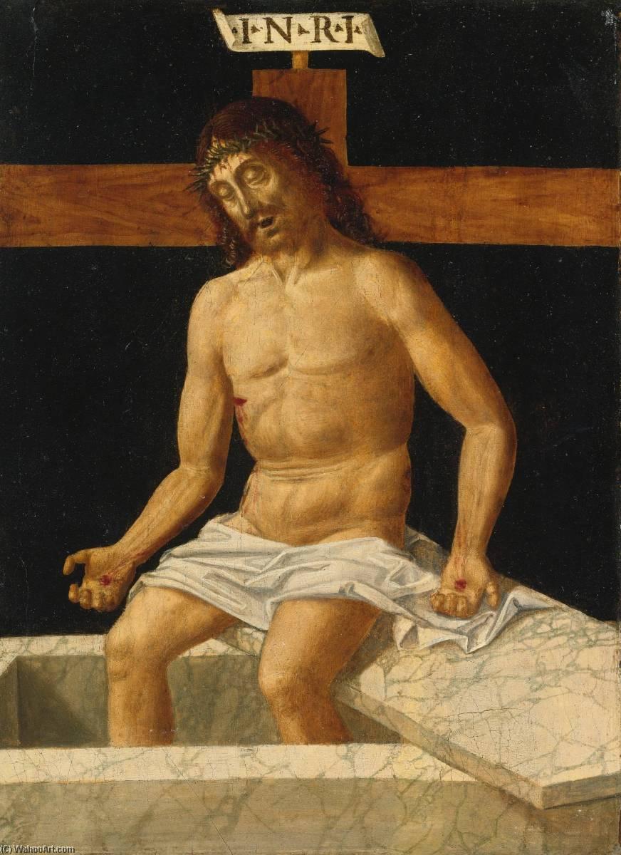 Wikioo.org - The Encyclopedia of Fine Arts - Painting, Artwork by Luca Antonio Busati - Imago Pietatis