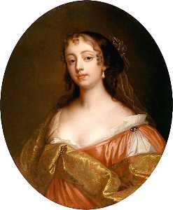 Elizabeth Hamilton, Countess de Gramont