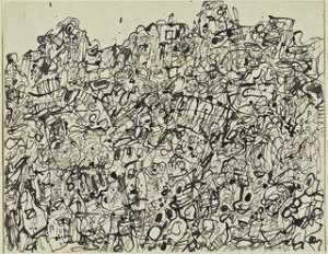 Tumultuous Landscape (Paysage agité)