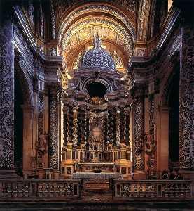Gesuiti Interior