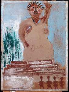Untitled (Statue of Liberty)