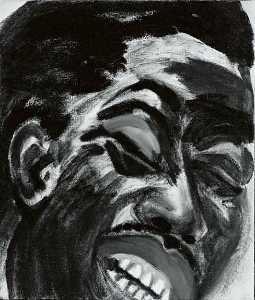 Portrait of Otis Spann