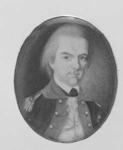 Lieutenant Colonel Elias Parker