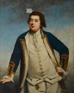 Captain Lambert Brabazon (c.1740–1811)