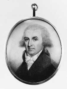 Portrait of a Man, Said to Be John Durham