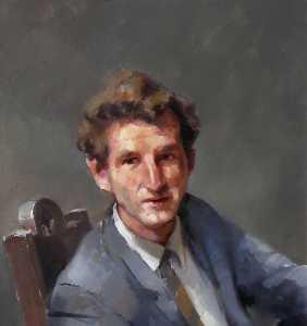 John E. Anderson, Principal of the College of Saint Mark and Saint John (1973–1995)