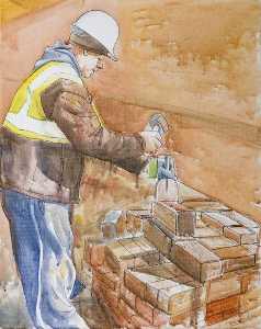 Cutting a Brick
