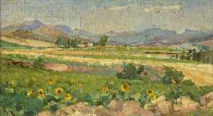 Striped Fields, Antequerra