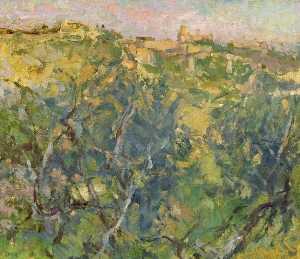 Voeterra Thro' Olive Branches