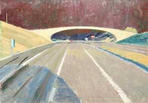 Bridge over a Motorway