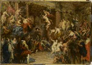 A la gloire de Rubens