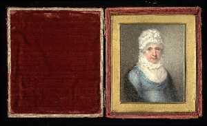 Mrs. Philip John Schuyler (Catherine van Rensselaer)