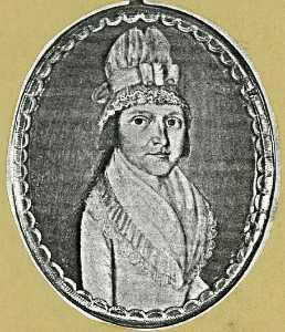 Mrs. William Eldredge (Eliza Avery) (1771 1816), (painting)