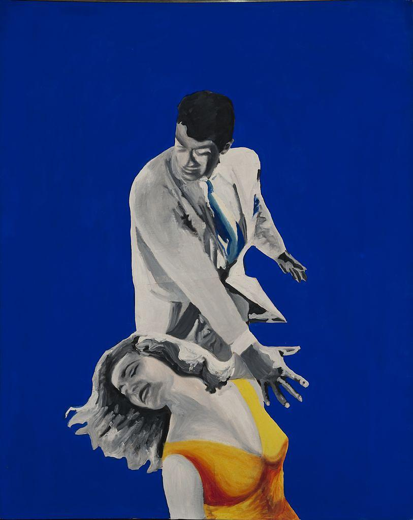 Wikioo.org - The Encyclopedia of Fine Arts - Painting, Artwork by Rosalyn Drexler - Put it This Way