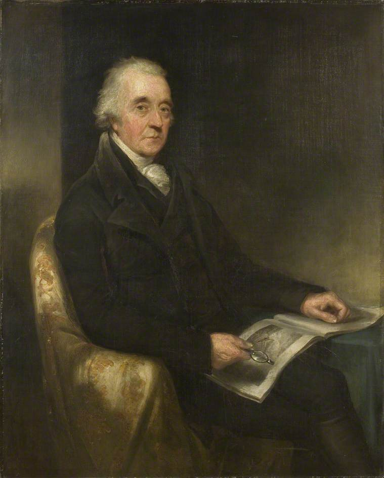 Wikioo.org - The Encyclopedia of Fine Arts - Painting, Artwork by Isaac Pocock - Nicholas Pocock (1740–1821)