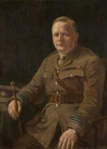 Harvey Reeves, Honorary County Secretary of the Northamptonshire Red Cross Committee