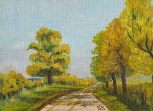 Longdon Road, Knowle, Warwickshire (Waste Lane)