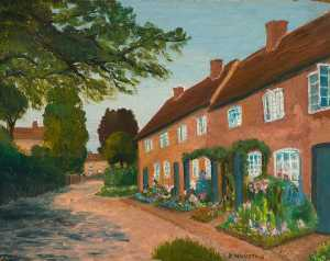 Malthouse Row, Hampton Lane