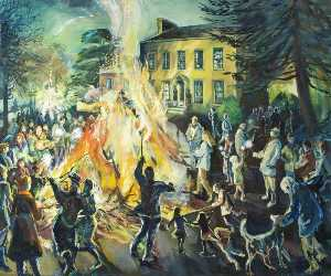 Bonfire Party