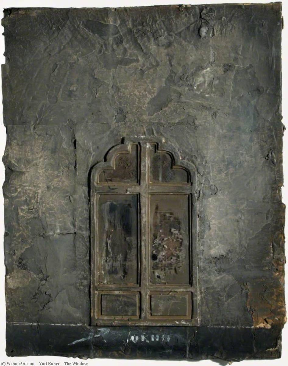 Wikioo.org - The Encyclopedia of Fine Arts - Painting, Artwork by Yuri Kuper - The Window