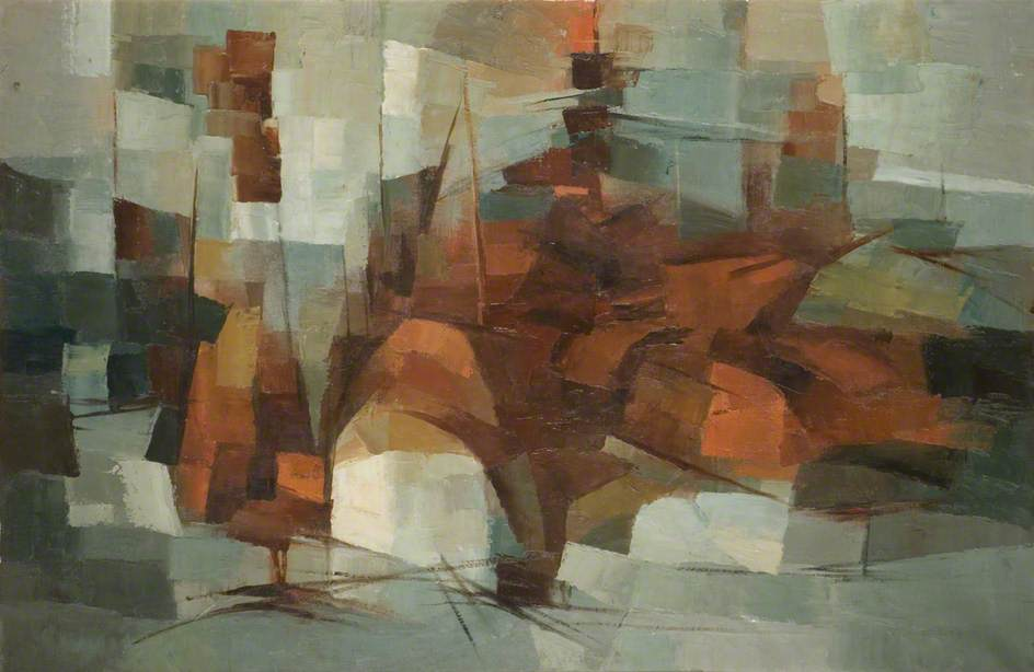 Wikioo.org - The Encyclopedia of Fine Arts - Painting, Artwork by Donald Pass - The Cedars