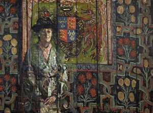 Tudor Portrait and Screen