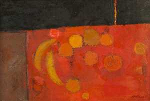 Red and Yellow Still Life