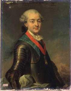LOUIS JEAN MARIE DE BOURBON, DUC DE PENTHIEVRE, AMIRAL DE FRANCE (1725 1793)