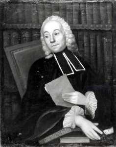 PORTRAIT D'ALFRED BUREAU, BATONNIER DE L'ORDRE