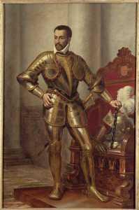 FRANCOIS, DUC DE MONTMORENCY, MARECHAL DE FRANCE ( 1579)