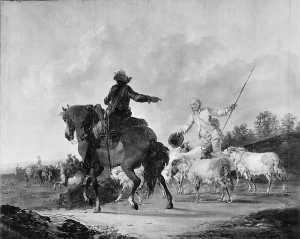 Cavalier and Shepherd