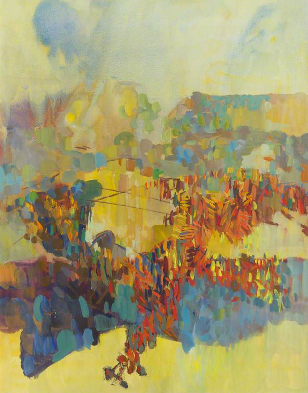 Wikioo.org - The Encyclopedia of Fine Arts - Painting, Artwork by John Bolam - To Roam