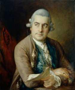 Johann Christian Bach (copy after an original of 1776)