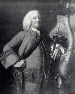 Col. Jacob Fowle, (painting)