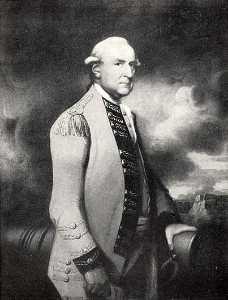 Lord Cornwallis, (painting)
