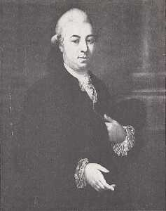 Baron Newhaven of Carrick, Mayne, (painting)