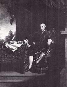 Henry Laurens (1724 1792), (painting)