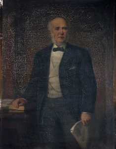 Alderman William John Johnston (1821–1897), JP