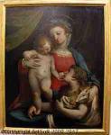 Wikioo.org - The Encyclopedia of Fine Arts - Artist, Painter  Giovanni Battista Castello
