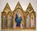WikiOO.org - Encyclopedia of Fine Arts - Kunstenaar, schilder Agnolo Gaddi