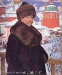 Wikioo.org - The Encyclopedia of Fine Arts - Artist, Painter  Boris Mikhaylovich Kustodiev